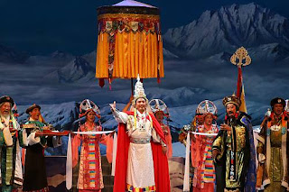 Tibetan Opera, ETHNIKKA blog for cultural knowledge