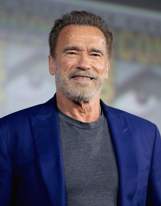 5 pravila uspjeha Arnolda Schwartzeneggera