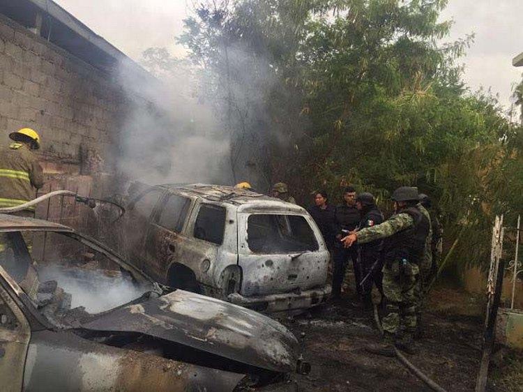 """Atrae PGR caso de civiles incinerados que fueron  """"levantados """" supuestamente por MARINOS"""