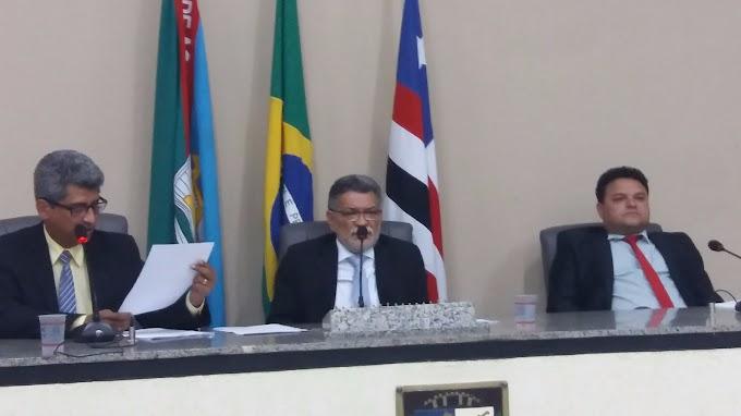 UNANIMIDADE: Nova legislatura aprova projetos do Executivo Municipal de Caxias