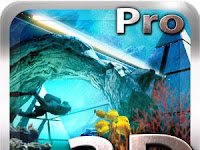 Download Aplikasi Atlantis 3D Pro Live Wallpaper v1.4 Apk.