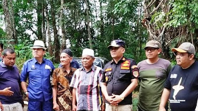 JIka Jalan  Provinsi LIntas Utara Dibuka, Dinilai Positif  untuk Optimalisasi Pelabuhan Teluk Tapang dan Kemajuan Daerah