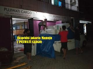 Ekspedisi Jakarta Mamuju