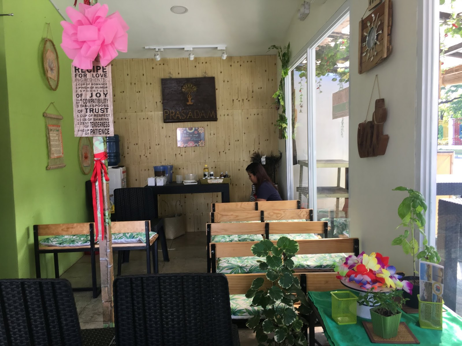 vegan food in legazpi city