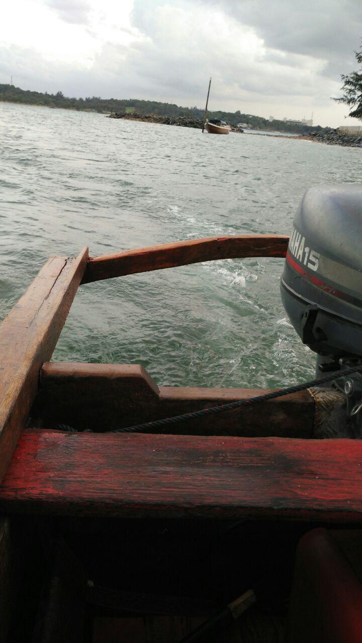 Melancong Indahnya Pulau Putri Nongsa Batam