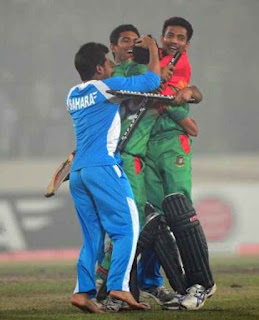 Bangladesh vs West Indies 5th ODI 2012 Highlights