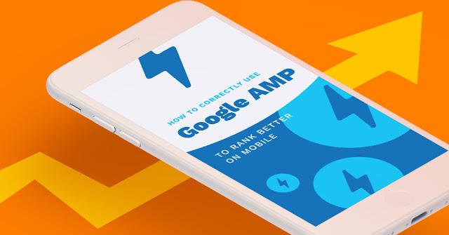 كتابة مقالات AMP لبلوجر