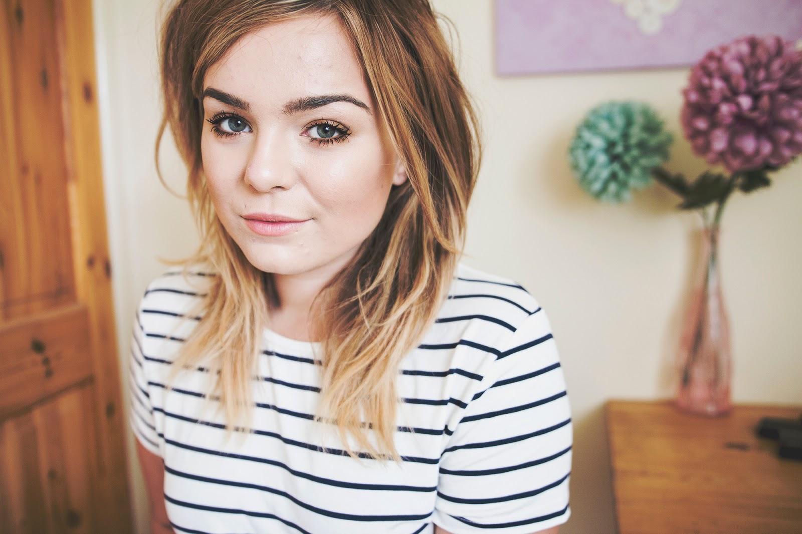 Lily Melrose - UK Style and Fashion Blog: Minimal Makeup Routine