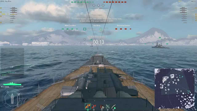 WORLD OF WARSHIPS: Official Game Direct Free Download