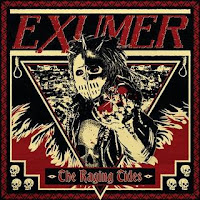 "Exumer - ""The Raging Tides"""