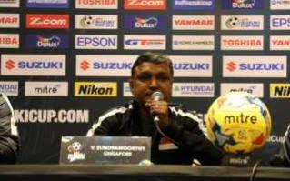 Kalah Dari Indonesia Sungguh Menyakitkan, Kata Pelatih Singapura