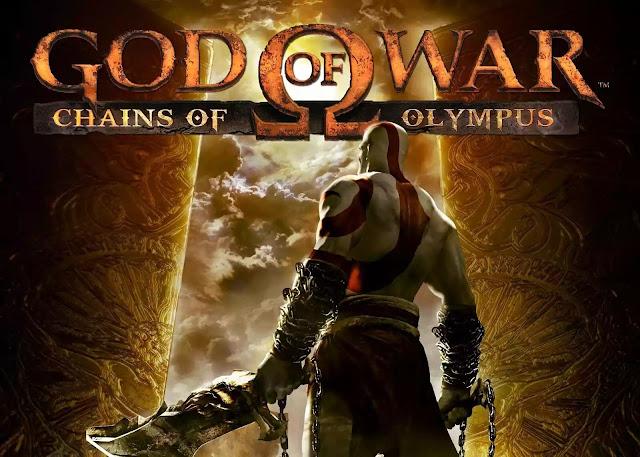 تحميل لعبة God of War Chains of Olympus