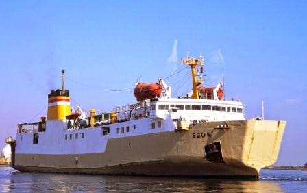 Jadwal Keberangkatan Kapal Laut Pelni Egon