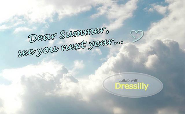 summer, ljeto, goodbye, kraj ljeta, početak jeseni, jesen, hladnije vrijeme, blog, wishlista, dresslily, iskustvo, recenzija, poručivanje, naručivanje, sajt, online shop, shopping onlajn, šoping, preporuke