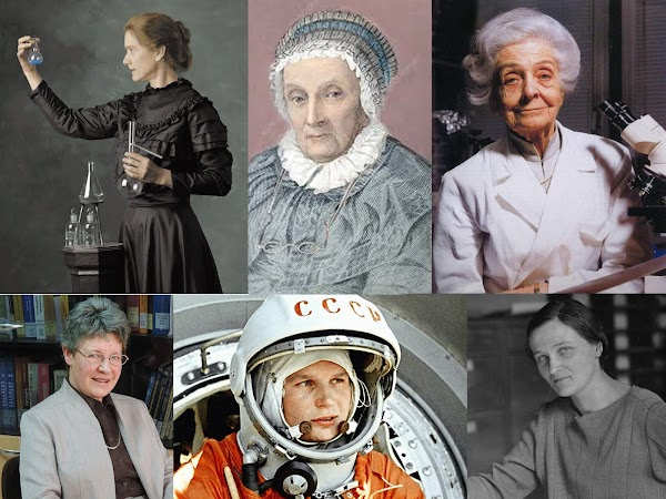 Mujeres en la ciencia | Primera parte