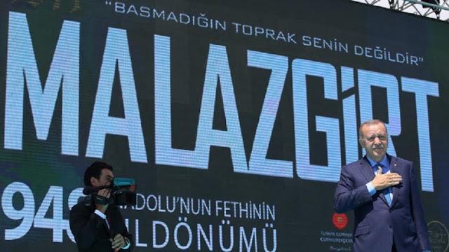 """Ο Ερντογάν άπλωσε όλες τις """"μάρκες"""" στη ρουλέτα"""