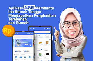 aplikasi super belanja kebutuhan sehari-hari belanja super mudah super bohay super agen