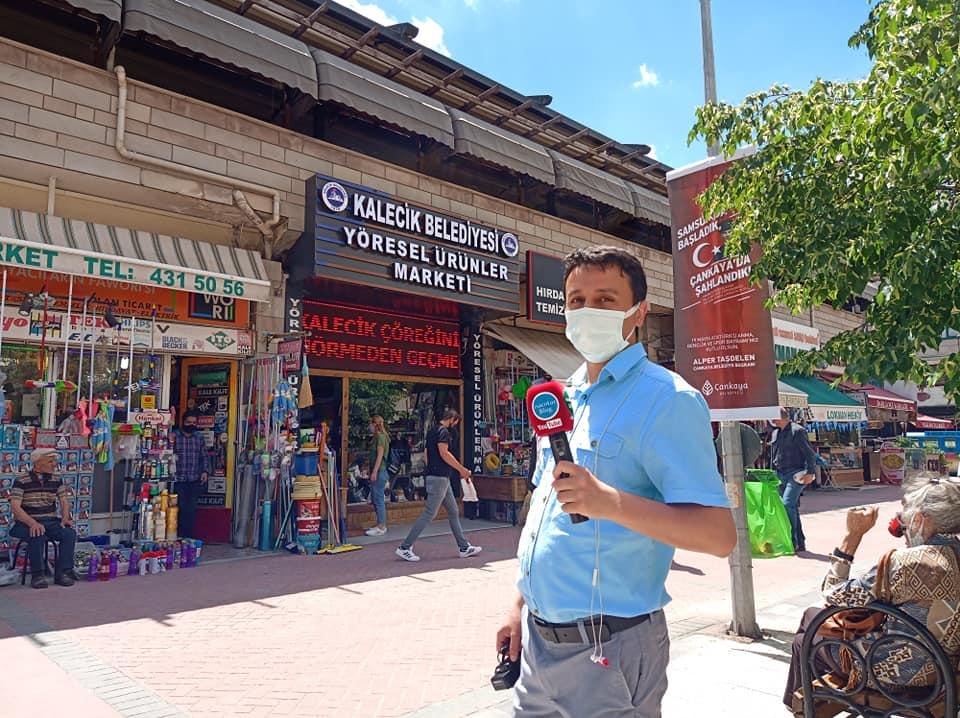 Kalecik Tanzim Satış Marketi Kızılay
