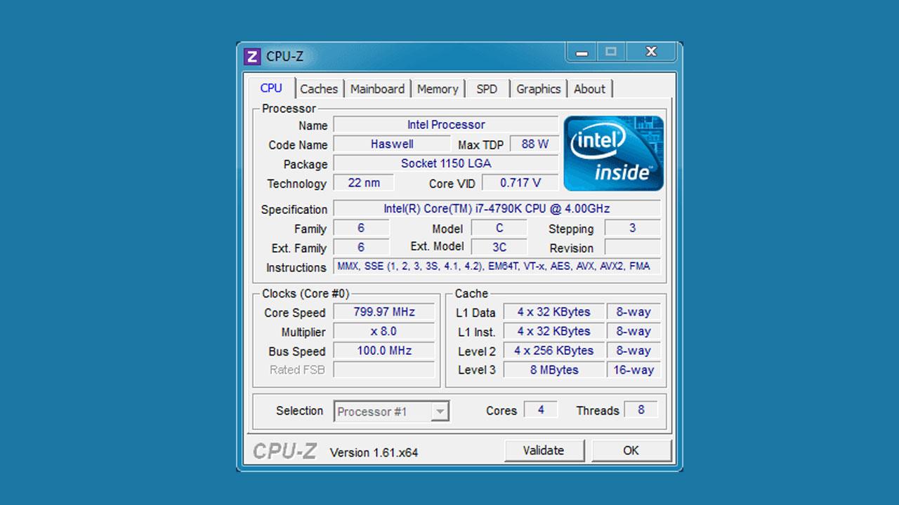 Melihat spesifikasi laptop Acer