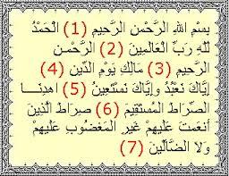 Keutamaan dan Khasiat Surat Al-Fatihah Untuk Lunas Hutang