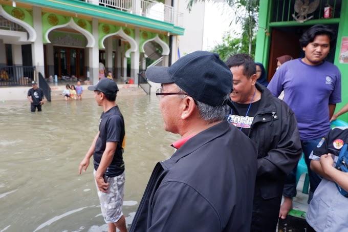 Tangani Banjir dan Longsor, Walikota Minta OPD Gerak Cepat