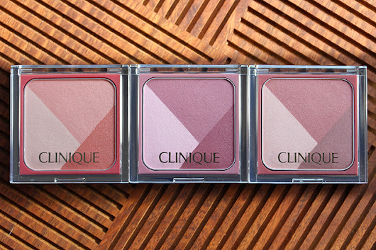 Clinique Sculptionary Cheek Contouring Palettes
