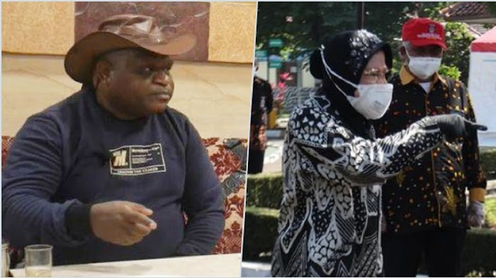 Pigai Geram dengan Risma: Otak Rasis Diberi Jabatan, Maklum Kalau OPM Ancam Bunuh Orang Jawa