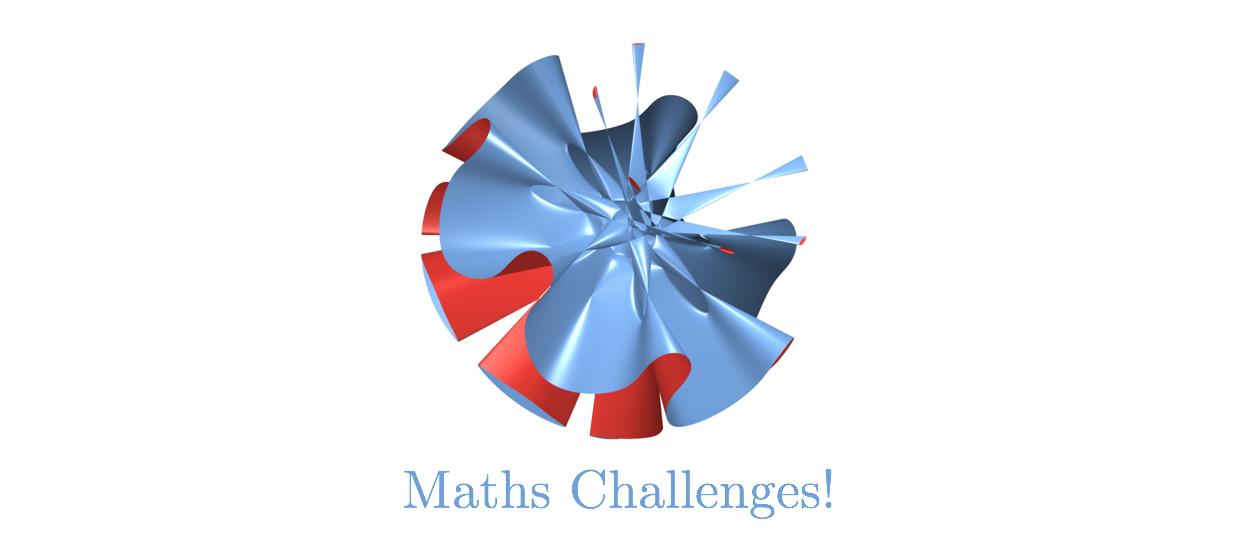 Maths Challenges!
