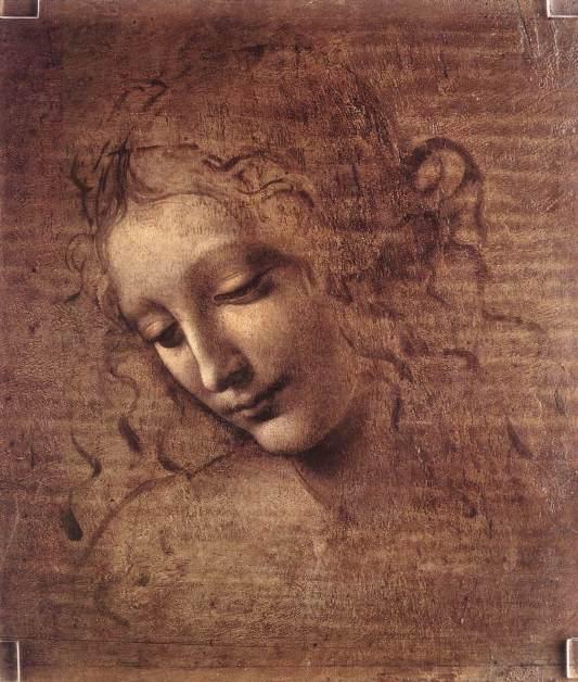 La Scapigliata (1508)