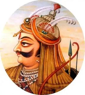 India's brave warrior - Maharana Pratap