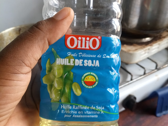 How To Make Delicious Banana-Flour Beignets At Home, oilio, cooking oil, cameroon , soja