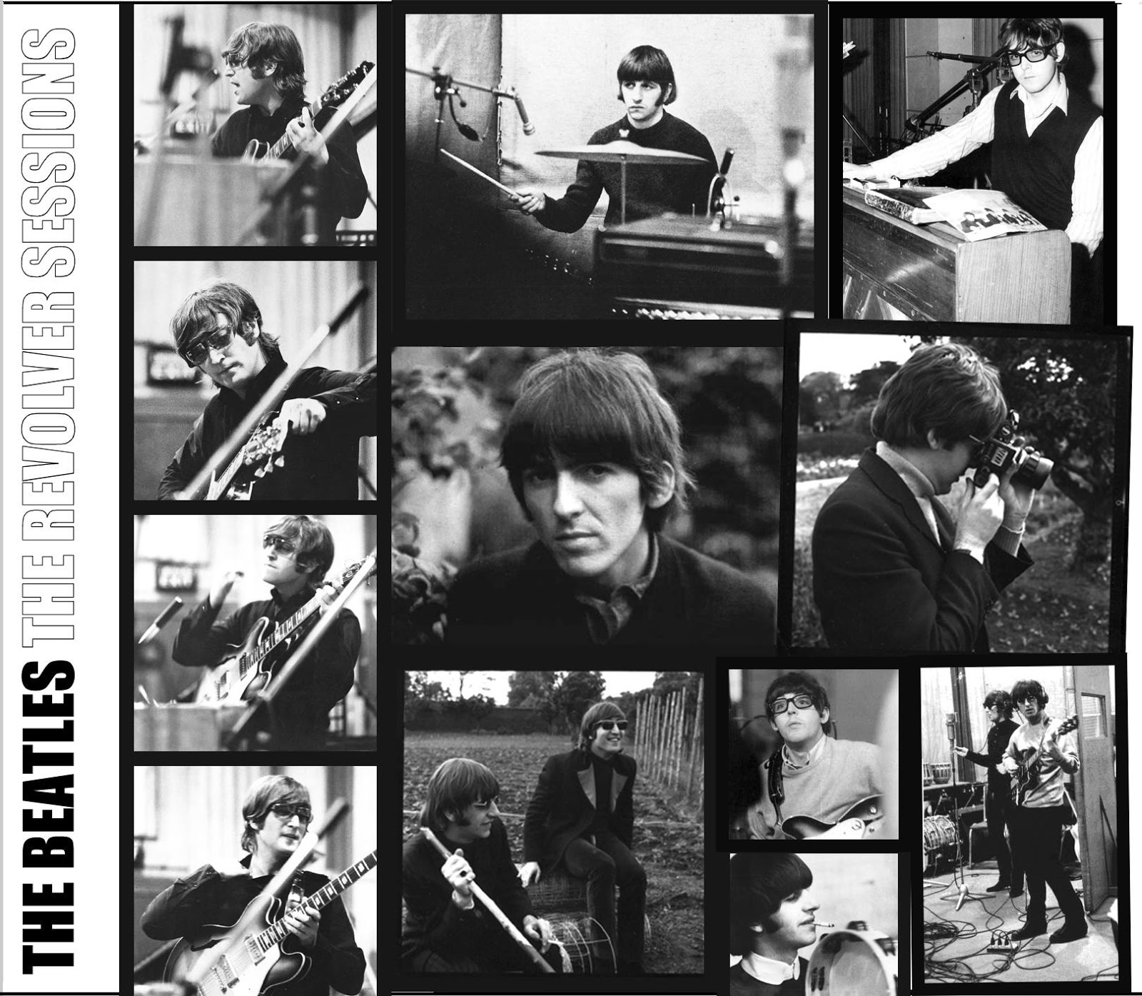 Don't Knock The Rock: The Beatles - The Revolver Sessions