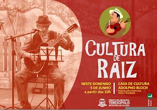 6ª edição do Encontro de Cultura de Raiz em Teresópolis RJ – Temporada 2016, celebrará o Dia Mundial do Meio Ambiente e os festejos juninos.