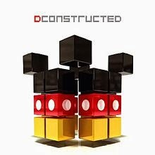 Disney's EDM remix album featuring various electronic musicians
