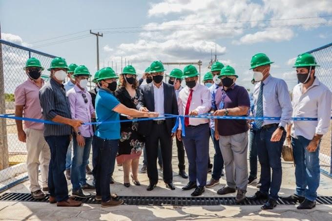 Equatorial Piauí inaugura obras que garantem melhorias para região litorânea do estado