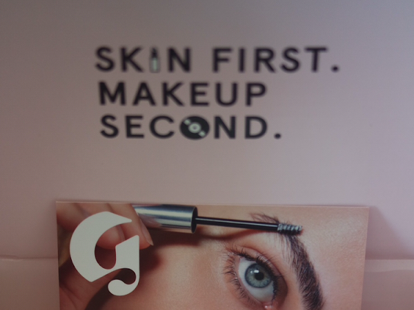 Glossier Boy Brow is now in clear and 20% off