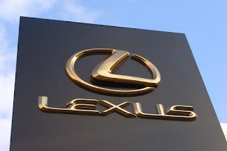 شعار سيارات لكزس , شركة سيارات يابانية