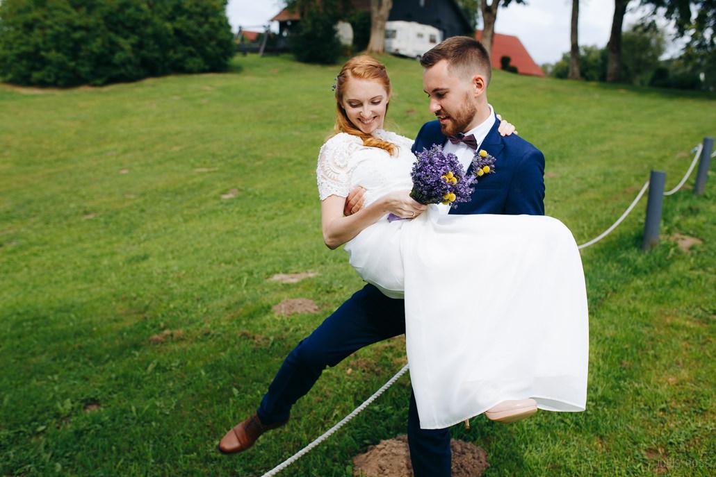 lavandu līgavas pušķis
