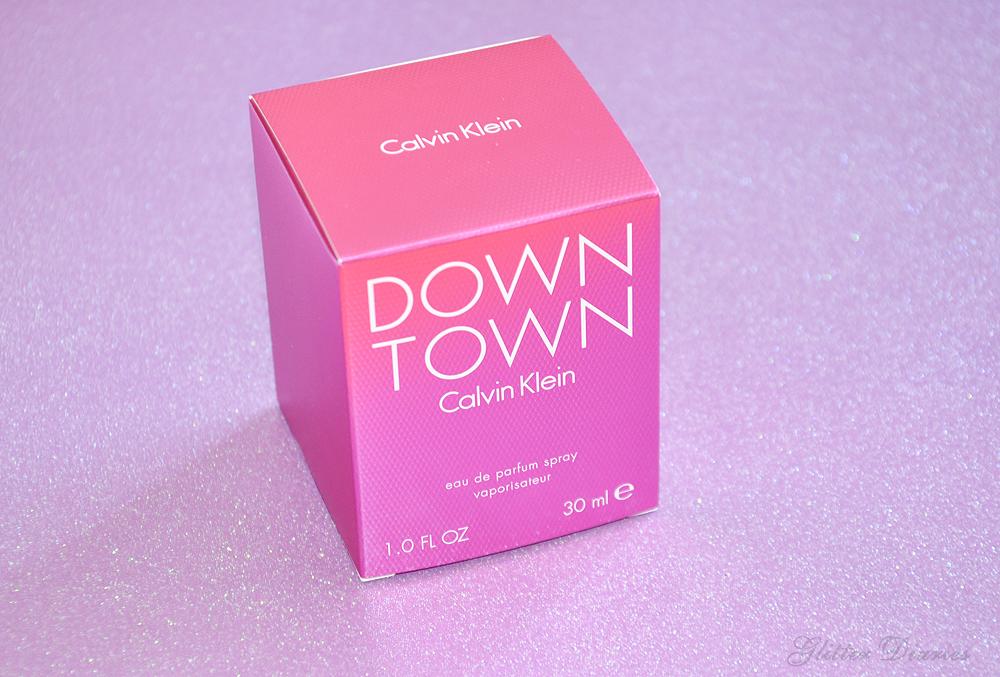 Calvin Klein Downtown Eau De Parfum Review Glitter Diaries