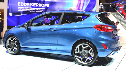 2019 Ford Fiesta ST Rumors