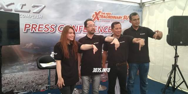 Launching XL7 denpasar Bali