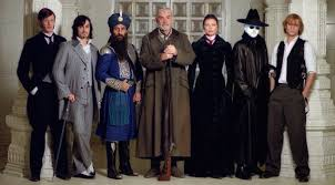 Naturalistic Uncanny Marvelous The League Of Extraordinary Gentlemen 2003