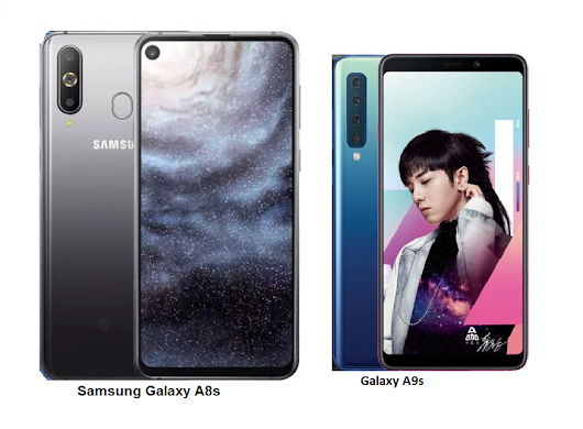 Samsung Galaxy A8s Vs Samsung Galaxy A9s Comparisons