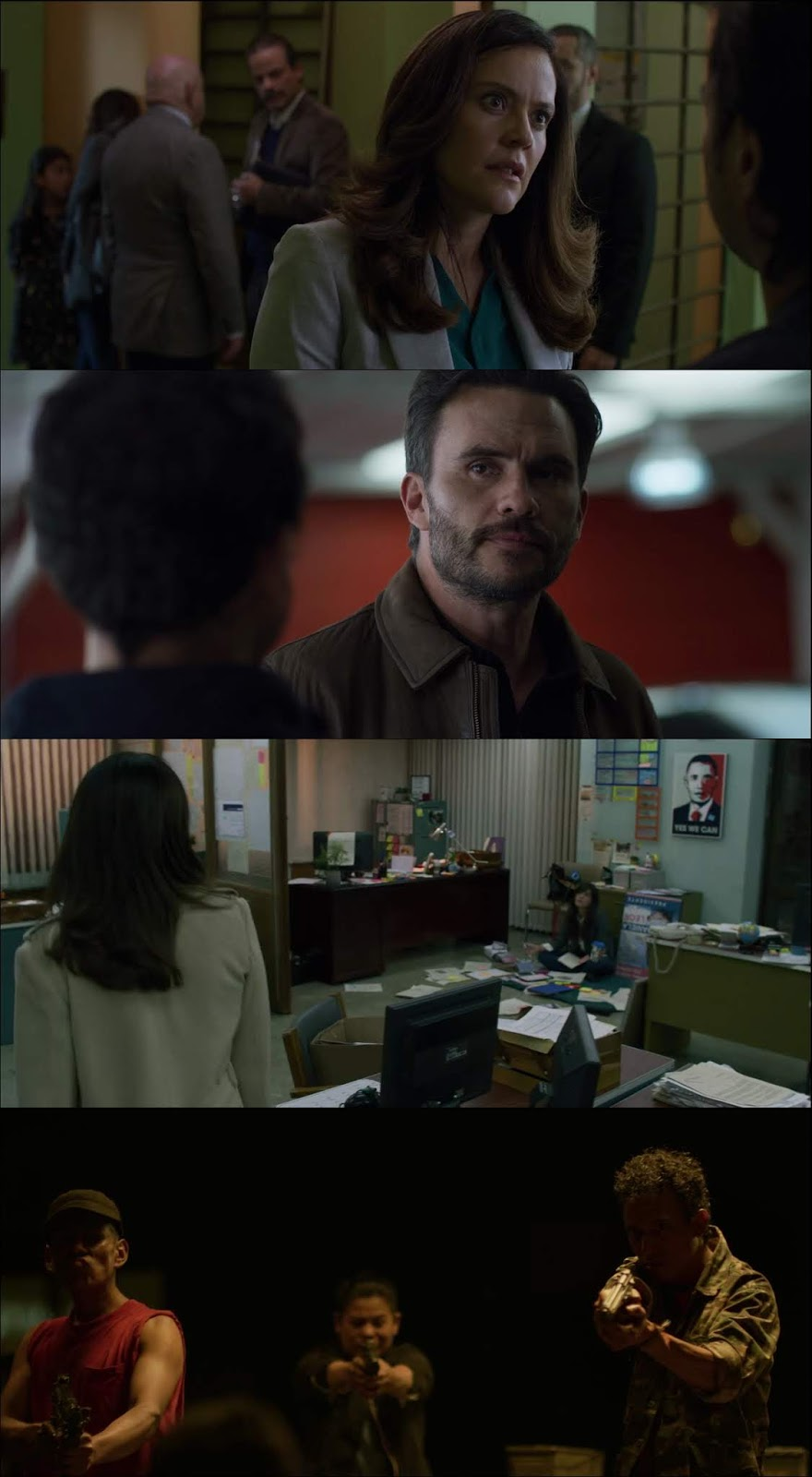 Distrito Salvaje Temporada 2 Completa HD 720p Latino