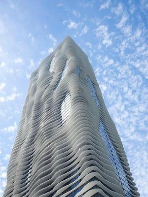 grattacielo onde
