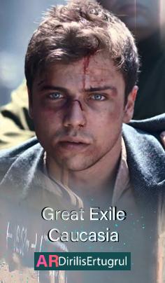 Great Exile Caucasia