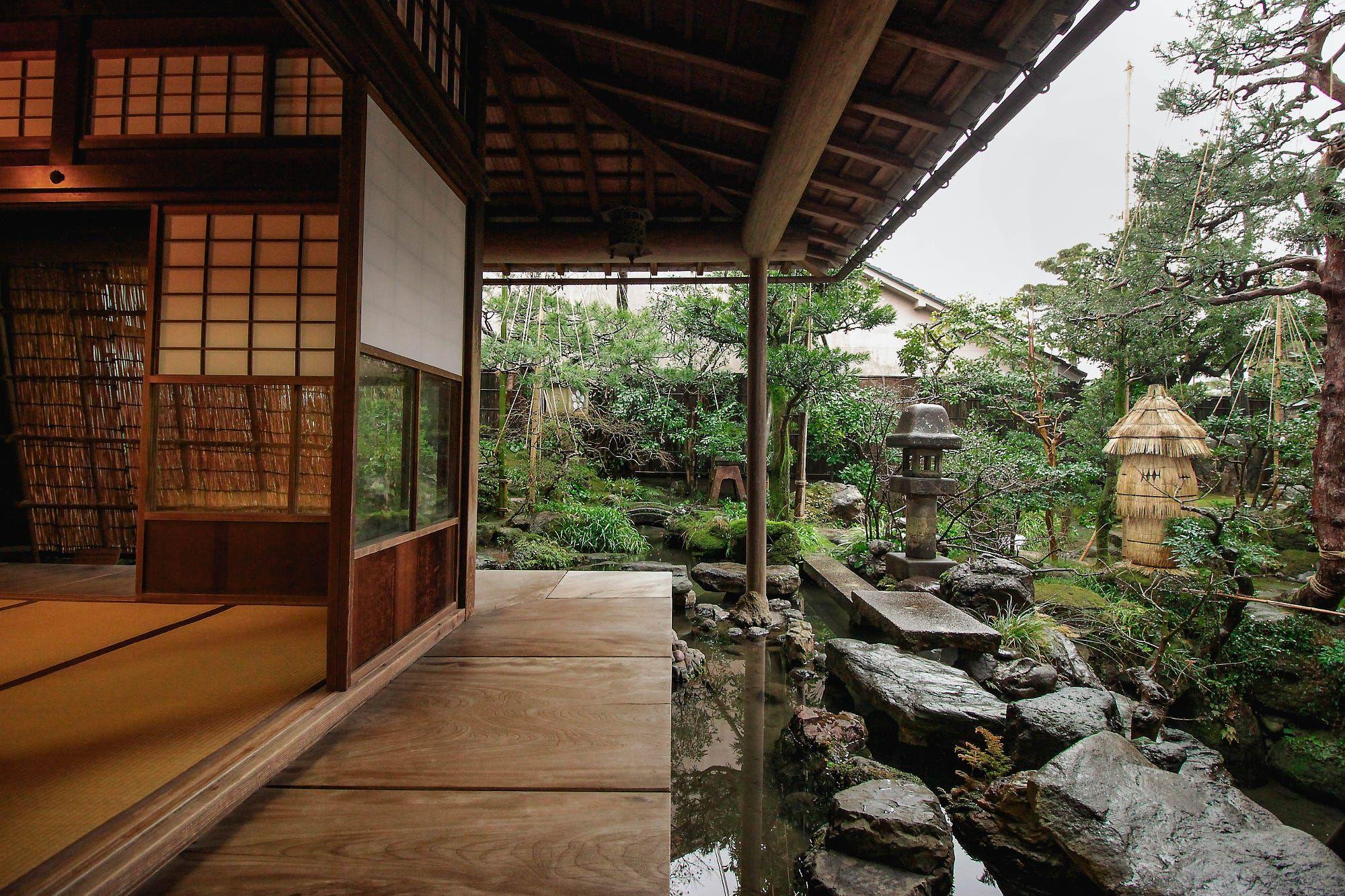 Rumah Samurai Klan Nomura