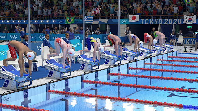 Olympic Games Tokyo 2020 The Official Video Game PC