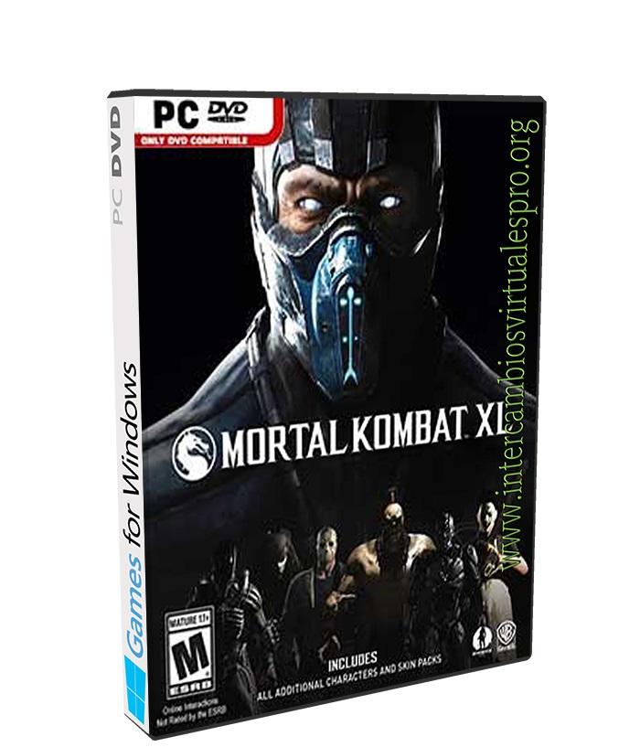 mortal kombat xl poster box cover