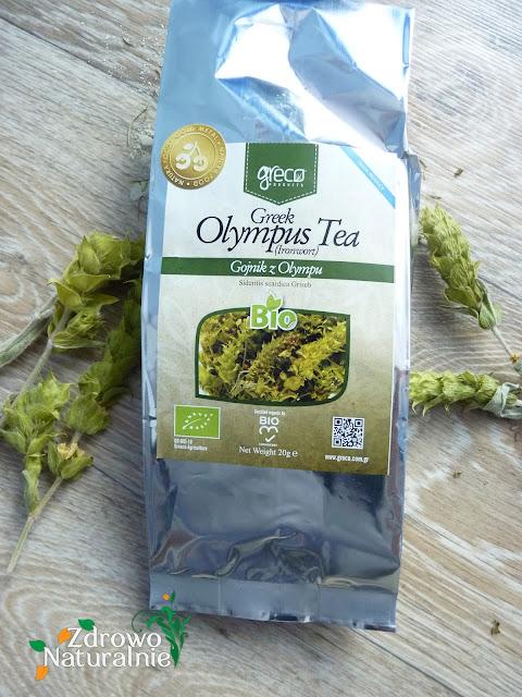 GReco Products - Gojnik czyli herbata z Olimpu BIO 40 g